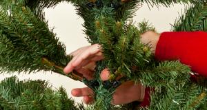 How to Shape Christmas Tree